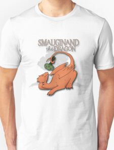 Smauginand the Dragon Tee Print T-Shirt