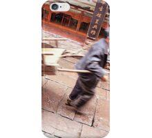Hard Life iPhone Case/Skin