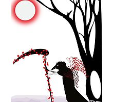 Crow Reaper by Coelina