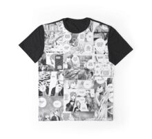 Remote Angel Manga Graphic T-Shirt
