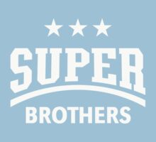 Super Brothers Kids Clothes