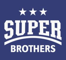 Super Brothers by MrFaulbaum