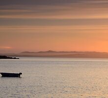 Port Charlotte Dawn by Kasia-D