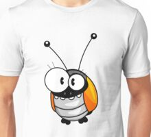 Cartoon bug Unisex T-Shirt