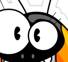 Cartoon bug Sticker