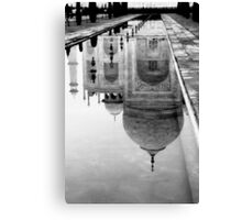 Reflections... Canvas Print