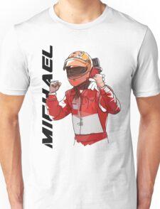 Michael Schumacher Unisex T-Shirt