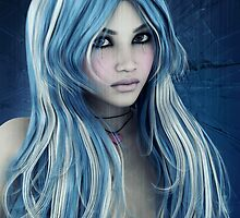 Blue by JMP-Graphics
