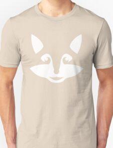 Cute Minimalist Fox Unisex T-Shirt
