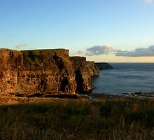 Cliffs Of Moher by Adrian McGlynn