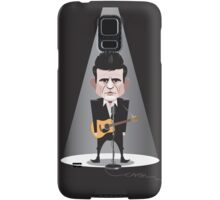 Johnny Cash Samsung Galaxy Case/Skin