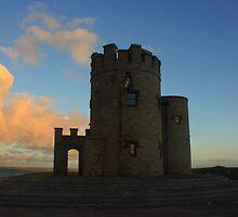 O'Brien's Tower by Adrian McGlynn