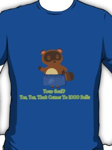Sell your Soul to Tom Nook T-Shirt