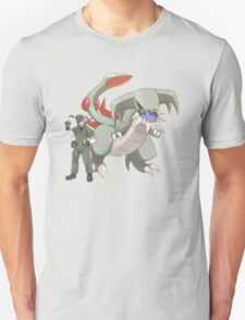 Big Boss Trainer T-Shirt