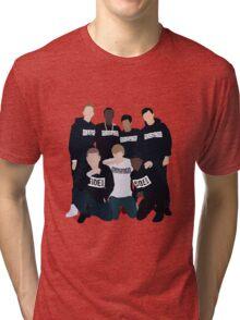 The Sidemen Tri-blend T-Shirt
