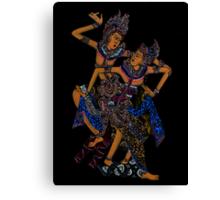 Balinese Dream 2012 Canvas Print