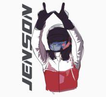 Jenson Button Kids Tee