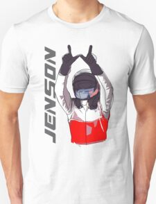 Jenson Button T-Shirt