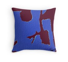 Color Study 5 - 2015.2 Throw Pillow