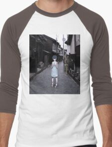 mini Rei in Tokyo Men's Baseball ¾ T-Shirt