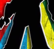Defender of the Galaxy Sticker