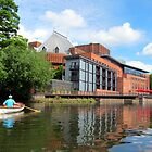 RSC, Stratford upon Avon by John Dalkin
