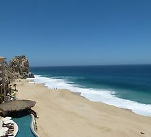 San Lucas beach in Cabo by DavinciSMURF