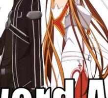 I Love Sword Art Online  Sticker