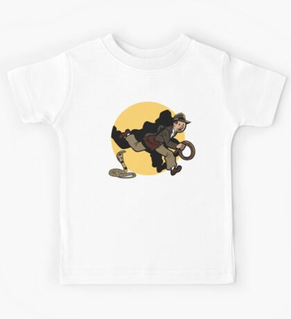 Why did it have to be snakes!? Kids Tee