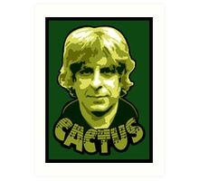 "Mike Gordon ""Cactus"" Phish Art Print"