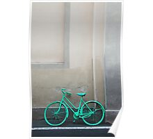 Green Cycle Poster