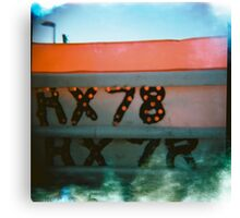 #rx78 Canvas Print