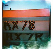 #rx78 Photographic Print