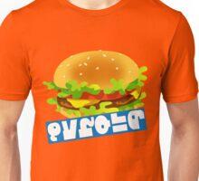 Splatfest Team Burger v.4 Unisex T-Shirt