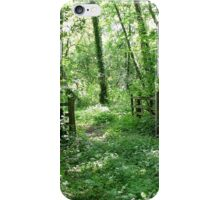 Forest Gate iPhone Case/Skin