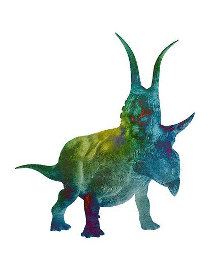 Diabloceratops by Schyljuk