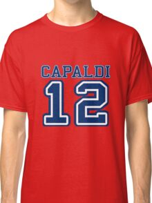 Team TARDIS: 12 Classic T-Shirt