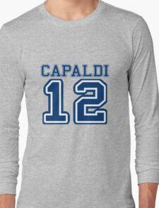 Team TARDIS: 12 Long Sleeve T-Shirt