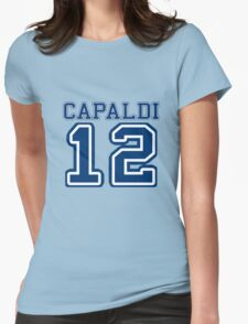 Team TARDIS: 12 Womens Fitted T-Shirt