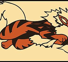 Boxed Arcanine by Miktendo
