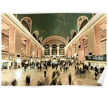 Grand Central Terminal GCT Poster