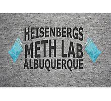 Heisenbergs Meth Lab Photographic Print