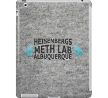 Heisenbergs Meth Lab iPad Case/Skin