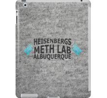 Heisenbergs Meth Lab iPad Case/Skin