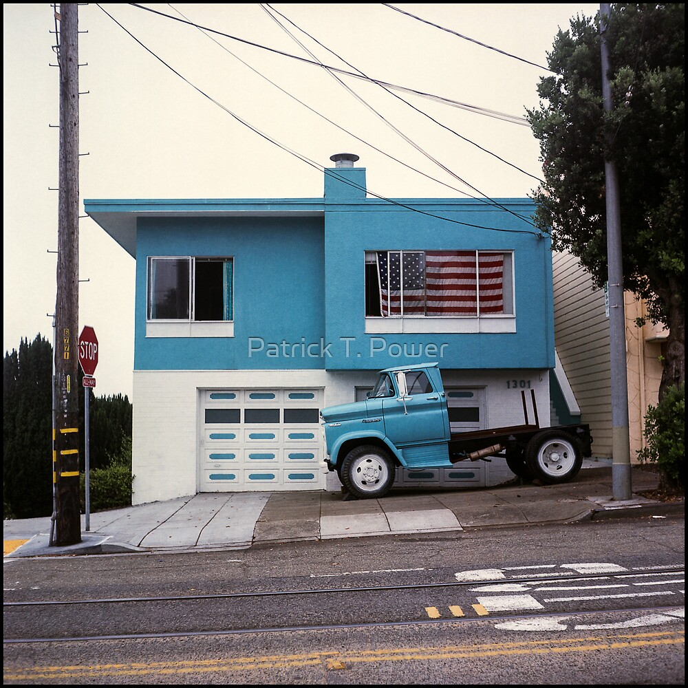 American Dream #8 Revisited by Patrick T. Power