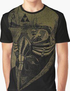 Astronaut Sabbath gold Graphic T-Shirt