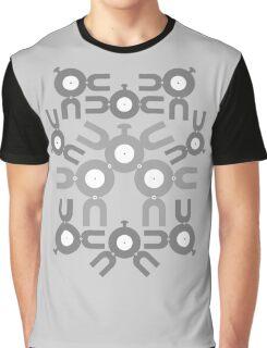 Magnet: Scheme Graphic T-Shirt