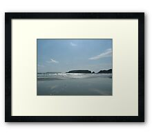 From the Sand Framed Print