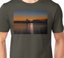 Sunset on Paul Brown Stadium Unisex T-Shirt
