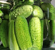 Pickled cucumbers by mrivserg